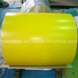 PPGI bobine d'acier (SGCC, SPCC, DX51D, G550, disque plein)