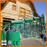 De gebruikte Machine van de Regeneratie van de Olie van de Reiniging van de Olie Zwarte aan Diesel Benzine