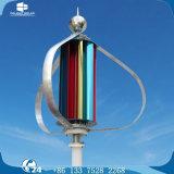 Alumbrado público solar del viento LED del generador de Maglev de la turbina de 5 láminas