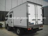 냉장된 트럭 바디