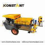 Dieselmotor Aangedreven het Pleisteren van het Mortier Machine