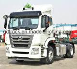 Hoofd van de Tractor HOWO/HOHAN van LHD/Rhd 6X4 380HP de het Op zwaar werk berekende/Vrachtwagen van de Tractor