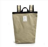 キャンバス袋のレトロのショルダー・バッグの大きい容量旅行バックパック学生袋