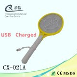 USBによって満たされる電気カのキラーバット、再充電可能な防虫スプレーのSwatterの中国の熱い販売