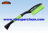 El mejor cepillo de la nieve del coche, cepillo barato de la nieve del coche con el raspador del hielo (CN2231)