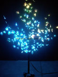 Licht van Kerstmis van de openlucht LEIDENE van Kerstmis Boom van de Kers het Lichte