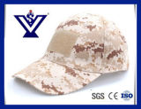 Белый военных бейсбола колпачок с высшего качества (SYSG-235)