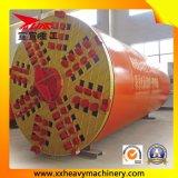 油送管のトンネルのボーリング機械