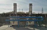 굴뚝 가스 열교환기 넓은 채널 격판덮개 열교환기