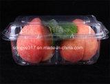 Caixa de embalagem de bolha de vegetais e frutas Clear Pet