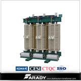 50kVA Transformator van de Macht van het Voltage van de Transformator van het Type van SG de Droge Binnen