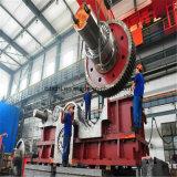 시멘트와 무기물 산업에서 이용되는 큰 기어 흡진기