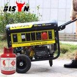 Ce зубробизона (Китая) BS4500j (h) 3kw 3kVA аттестовал генераторы фабрик 220V электрических генераторов Китая используемые домочадцем для сбывания в Ченнаи