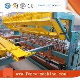 Machine de soudure automatique de frontière de sécurité de treillis métallique