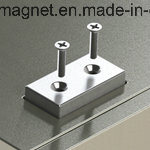 De Permanente Gesinterde Magneet NdFeB van het blok voor Moto