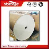 57GSM Nicht-Kräuseln riesige Rolle 36inch (910mm) schnelles trockenes Sublimation-Umdruckpapier