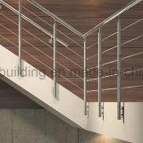 Productos de acero del sistema de pasamano de la escalera del acero inoxidable
