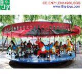 Joyeux bon marché vont le carrousel de rond (carousel-007)
