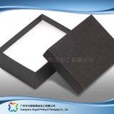 호화스러운 엄밀한 서류상 포장 선물 음식 보석 장식용 상자 (XC-hbg-024)
