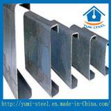 Purlins de aço de grande resistência e galvanizados do telhado de C para edifícios
