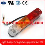 O TCM luz LED traseira do carro elevador eléctrico 12V com 3 cores