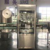 Hochgeschwindigkeitsstabilitäts-automatische Plastikflasche Belüftung-Hülsebeschriftenshrink-Maschine