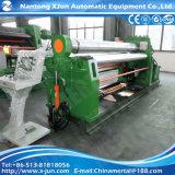Machine de roulement hydraulique de plaque de rouleaux chinois du fournisseur Mclw12CNC-12X2000 4