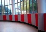 Écran antibruit environnemental de fibre de polyester E0 pour l'école