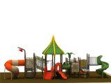 Heißer Verkaufs-im Freien Plastikplättchen-Spielplatz-Gerät (YL30637)