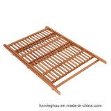 3 de Tribune die van de Plank van de Pot van de Bloem van het Bamboe van de rij het Rek van de Vertoning vouwen