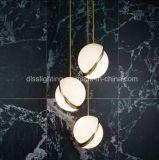 Свет самомоднейшей своеобычности акриловый вися для светильника домашнего украшения декоративного привесного