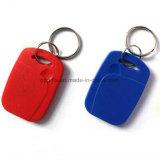 Tarjeta /Tags /Keyfobs de la identificación de la proximidad de Keychains 125kHz RFID