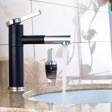 Escolhir a plataforma de bronze do misturador do Faucet da bacia do punho montada
