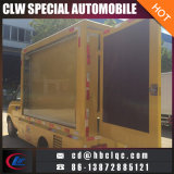 Foton Mini Two Sides Scrolling Billboard Van Mobile LED Display