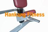 La forma fisica, strumentazione di Lifefitness, piatto ha caricato la macchina, estensione del piedino; Df-6011