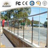 Barandilla confiable aprobada del acero inoxidable del surtidor del certificado del Ce con experiencia en diseños de proyecto