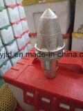 La lega esclude il bit di trivello di alta qualità dell'imballaggio della scatola di plastica Yj-255at