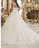 2017 платьев венчания Ctd208 добавочного размера Bridal