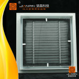 Traliewerk van de Lucht van de Terugkeer van de Ventilatie van het Systeem HVAC het Decoratieve Vierkante