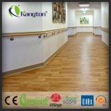 Le vinyle de luxe de Lvt couvre de tuiles le plancher en bois décoratif de Lvt de plancher de PVC de configuration