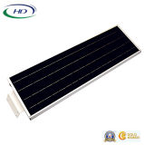 jardim do diodo emissor de luz do sensor de 20W PIR/luz de rua solares Integrated
