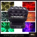 16PCS X 12W LED Träger-Licht mit endloser Umdrehung