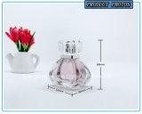 Vente en gros bouteille en verre cristalline 30ml pour parfum