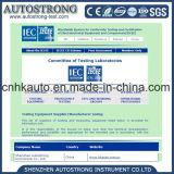De elektrische Machine IEC60335 van de Test van de Daling van het Ijzer