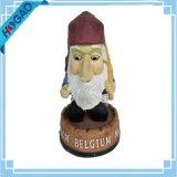 Gnome del giardino - va il Scultura-Figurine esterno della statua di arte assente dell'iarda