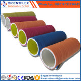 China proveedor UHMWPE corrugado flexible química 200psi