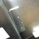 Metal de folha da peça da estrutura