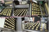 Машина давления печенья PLC Kh-400 автоматическая