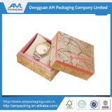 Espuma de inserción de cartón de señoras reloj de muñeca único embalaje de la caja