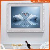 Het mooie Bloem Frame Schilderen voor de Decoratie van het Nieuwe Huis